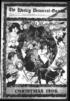 The Democrat-Gazette (McKinney, Tex.), Vol. 23, No. 48, Ed. 1 Thursday, December 20, 1906
