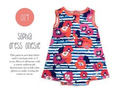Sophia Dress Onesie by Spit Up & Stilettos