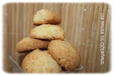 Biscuits noix de coco 2 Beignets, Cookies Et Biscuits, Muffin, Breakfast, Passion, Deco, Food, Cookies, Fluffy Biscuits