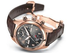For The First Time Ever, An IWC Pilot's Watch Shows The Date And Month Digitally