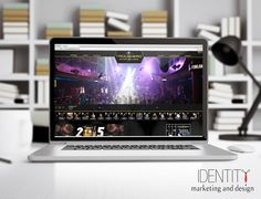 Web dizajn i IT podrška za klijenta Trocadero d. / Web design and IT support for client Trocadero Ltd. Monitor, Web Design, Marketing, Design Web, Website Designs, Site Design