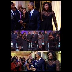 """#TONIGHT #REMINDER Inside #44th #President Of The United States  #BarackObama & #FirstLady Of The United States  #MichelleObama #FINAL #WhiteHouse #Concert On #October21st #2016 Will Aired On #BET #Channel On #Tuesday #November15th #2016 Check Your Local #Listing A six-page program for the event, titled """"Love and Happiness,"""""""