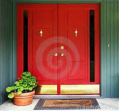 red double front doors - Avast Yahoo Image Search Results & 1002 Rembrandt Red ECO Brilliant Classic European Color ... pezcame.com