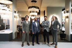 The most luxury and selected pieces are going to be present on Decorex. See more at themonsyeursjournal.com