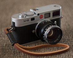 Leica M8. Timeless design. Better than the M9.