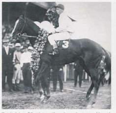 Regret-The First Filly Kentucky Derby Winner! She became the first filly to win the now prestigious race (14 others had tried before), and no other filly would match strides with her until Genuine Risk won 65 years later, in 1980. Regret won the race in 2:05 2/5