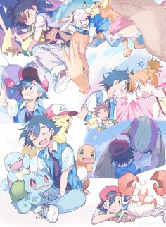 Safebooru is a anime and manga picture search engine, images are being updated hourly. Ash Pokemon, Pikachu Pikachu, Pokemon Fan Art, Pokemon Indigo League, Pokemon Ash And Misty, Pokemon Ash Ketchum, Pokemon Fusion, Pokemon Cards, Ash Y Misty