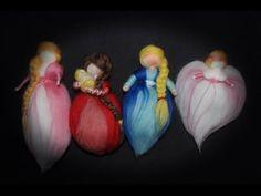 Traumhaft schöne Figuren aus Filzwolle herzustellen ist nicht schwer. In diesem Video zeige ich Ihnen, wie es geht. Link zu meiner Homepage: http://www.4prim...