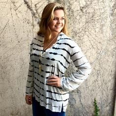 Sparrow Tie Dye Pocket Tunic