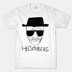 Heisenberg Police Sketch