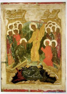 Russian icons from the Pskov. Part II