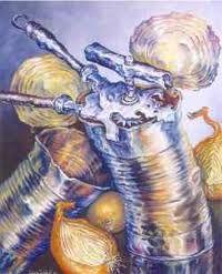 Cans 2001 Oil on canvas 508 x 406 mm Political Art, Painting Still Life, Art School, High School, Art Portfolio, School Design, New Art, Art History, New Zealand