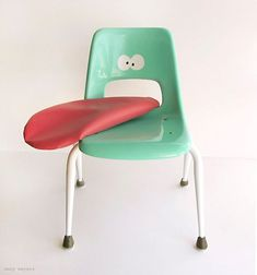 children's chair by Wary Meyers