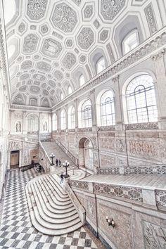 Palazzo Reale, Napoli by Stefano Nardone