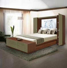 adalina pier wall with adjustable shelves - Pier Wall Bedroom Furniture