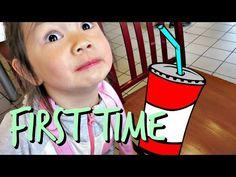 HER FIRST TIME DRINKING SODA! - September 01, 2016 -  ItsJudysLife Vlogs