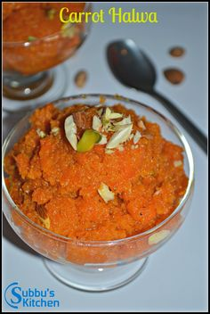 Indian desserts, Carrots and Indian on Pinterest