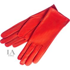 FREE SHIPPING Red leather gloves, Real leather women gloves, lady... (1.265 ARS) ❤ liked on Polyvore featuring accessories, gloves, leather gloves, red leather gloves, red gloves and real leather gloves
