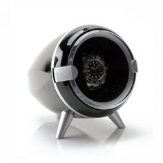 Versa Neo Single Watch Winder in Black Ship for sale online Jewelry Box With Lock, Jewelry Display Box, Wooden Jewelry Boxes, Rolex Watches For Sale, Cool Watches, Men's Watches, Sport Watches, Clock Repair, Watch Display Case