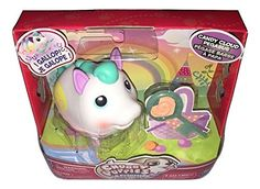 Chubby Puppies & Friends Super Rare Candy Cloud Pegasus: Chubby Puppies & Friends are stumbling, fumbling, tumbling cuteness you'll fall for! Baby Girl Toys, Toys For Girls, Baby Dolls, Unicorn Birthday Parties, 8th Birthday, Toys R Us, Kids Toys, Chubby Puppies, Carnival Of The Animals