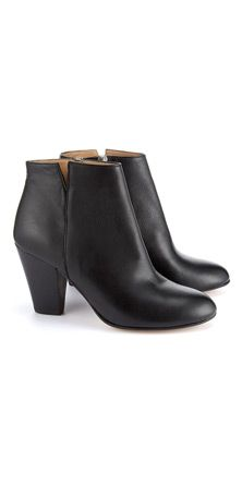 Kir Royale Leather Boot