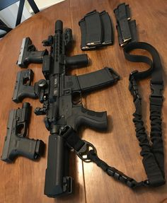 RAE Magazine Speedloaders will save you! Weapons Guns, Airsoft Guns, Guns And Ammo, Zombie Weapons, Custom Guns, Fantasy Weapons, Assault Rifle, Cool Guns, Military Weapons