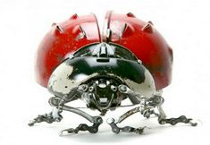 amazing insects art sclpture - Google Search