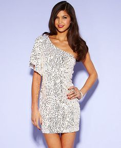 """Macy's dresses: I can't resist this one. It has """"Betty"""" all over it"""