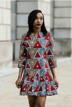 Latest Ankara Fashion - African origin