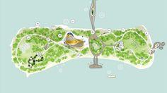 VIIIe #PrixPorcelanosa: Noor Island. Mention spéciale pour Cabinet 3deluxe @kriondesign