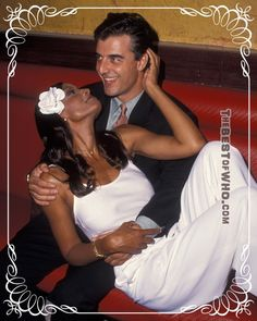 Beverly Johnsons and Chris Noth.