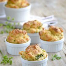 Découvrez la recette de Muffins aux poireaux et parmesan, Apéritif à réaliser facilement à la maison pour 4 personnes avec tous les ingrédients nécessaires et les différentes étapes de préparation. Régalez-vous sur Recettes.net