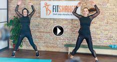 Poď si zamakať pri tomto intenzívnom HIIT tréningu, kde spolu s profi trénerkou Olinkou precvičíme zadok, nohy a stehná. Jumping Jacks, Hiit, Pants, Fashion, Moda, Trousers, Women Pants, Women's Pants, Fasion