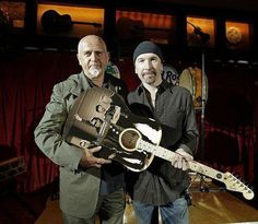 peter gabriel and the edge
