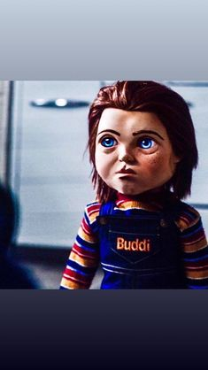 Read 28 from the story Chuky Buddi Images! Horror Movies Funny, Horror Movie Characters, Comic Movies, Scary Movies, Chucky Movies, Child's Play Movie, Childs Play Chucky, Borderlands Art, Bride Of Chucky