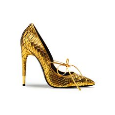 OOOK - Tom Ford - Women's Shoes 2012 Fall-Winter - LOOK 14 |... ❤ liked on Polyvore