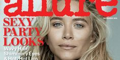 Mary-Kate and Ashley Olsen are 27-year-old women now, and they've got their very own magazine covers to prove it. The designers grace individual Allure covers for December 2013, equally splitting newsstand and mail box real estate.