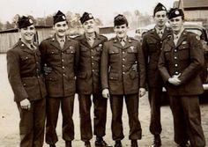 Johnny Martin, William Dukeman, Albert Blithe, Donald Hoobler, Bill Wingett Burton Pat Christensen