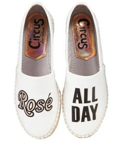 Circus By Sam Edelman Rosé All Day Espadrille Flats