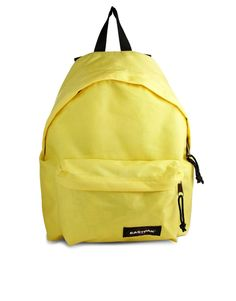 Eastpak Padded Pak'r In Yellow