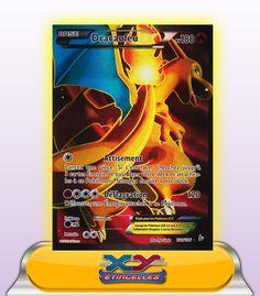 DRACAUFEU EX FULL ART 180PV - 100/106