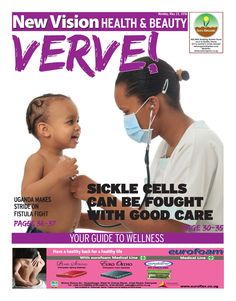 In Verve, we bring you expert guide on how sickle cells can be fought with good care plus more of your health and beauty tips.Get yourself a free copy in the New Vision from your local retailer or read our online edition of the #Epaper here;https://vpg.visiongroup.co.ug/flippaper/personal