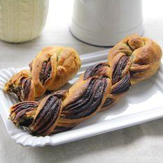 Un soltero en la cocina: Trenza de Nutella