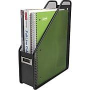 File Organizer Black Mesh 23211 Cc With Images Magazine Files Magazine Storage Boxes Desktop File Holder