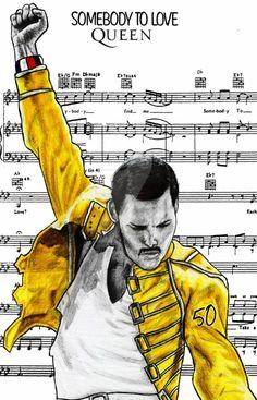 Music rock and roll freddie mercury 65 Ideas Freddie Mercury Quotes, Queen Freddie Mercury, Queen E, Queen Band, Rock And Roll, Queen Poster, Rock Poster, Queens Wallpaper, Pochette Album