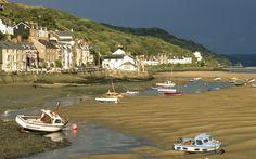 Aberdyfi (Aberdovey), Gwynedd, Wales