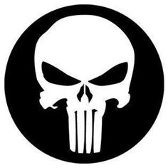 punisher skull - Google Search