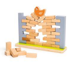 Jeu de société Une poule sur un mur Oxybul pour enfant de 3 ans à 6 ans - Oxybul éveil et jeux
