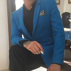 The BKS SUIT #menswear #bks #kastnercouture #bespoke #boykastner #bespoke #designer #dapper #suits