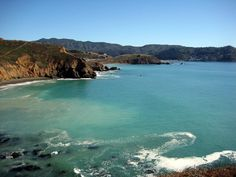 View from Mori Point, Pacifica, 2009